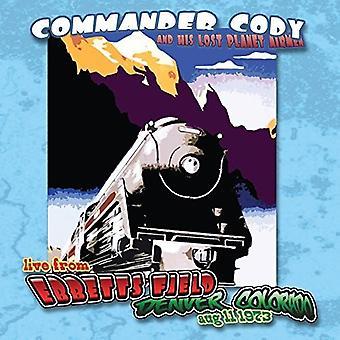 Commander Cody & His Lost Planet Airmen - Live at Ebbett's Field [CD] USA import