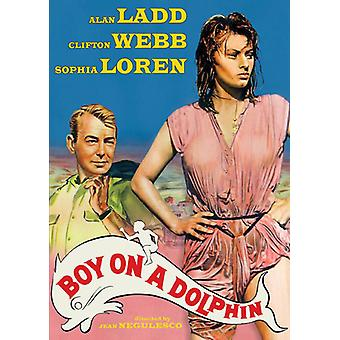 Boy on a Dolphin (1957) [DVD] USA import