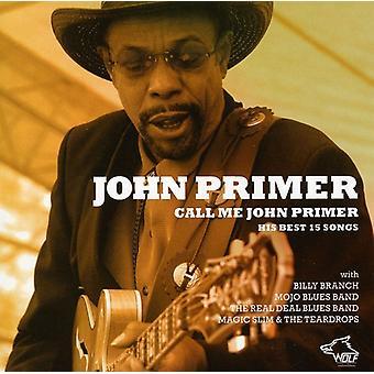John Primer - Call Me John Primer [CD] USA import