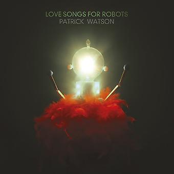 Patrick Watson - Love Songs for Robots [Vinyl] USA import