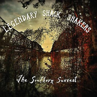 Legendary Shack Shakers - Southern Surreal [CD] USA import