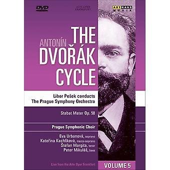 A. Dvorak - A. Dvorak: The Dvorak Cycle, Vol. 5 [DVD] USA import
