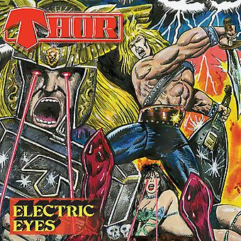 Thor - Electric Eyes [CD] USA import