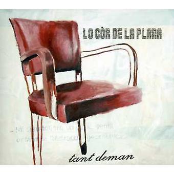 Lo Cor De La Plana - Tant Deman [CD] USA import