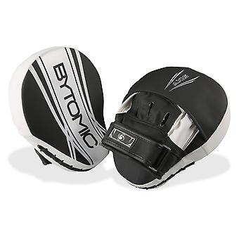 Bytomic Achse V2 Fokus Handschuhe schwarz/weiß