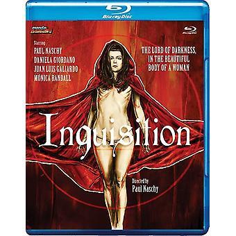 Inquisition [Blu-ray] USA import