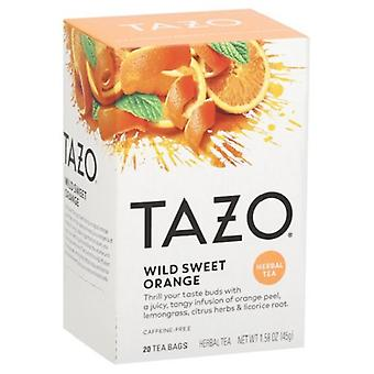 Orange douce sauvage Tazo Tea