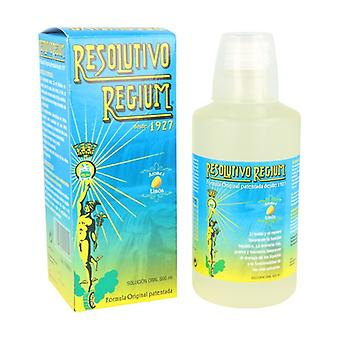 Resolutivo Regium 600 ml (Limão)