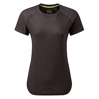 North Ridge Women's Synergy Short Sleeve Top Black