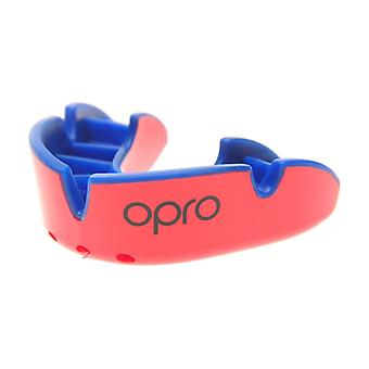 Opro Silver Mouthguard