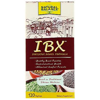 Natural Balance, IBX Soothing Bowel Formula, 120 Bonnets de légumes