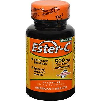 American Health Ester C mit Citrus Bioflavonoiden Kapseln