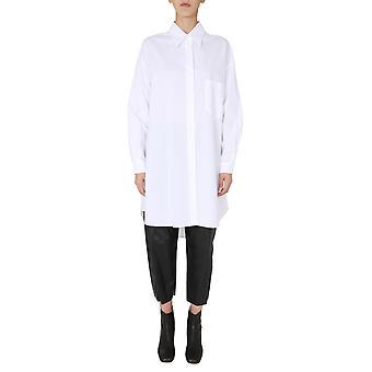 Mm6 Maison Margiela S52ct0570s47294100 Femmes-apos;s Chemise en coton blanc