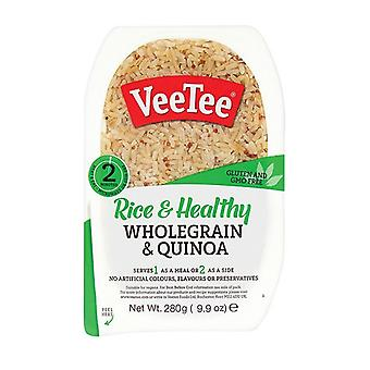 VeeTee Rice & Healthy Whole Grain Quinoa