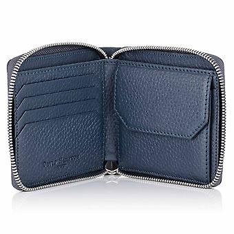 Gasolina Richmond Leather Zipped Coin Wallet