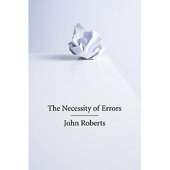 The Necessity of Errors by Roberts & John