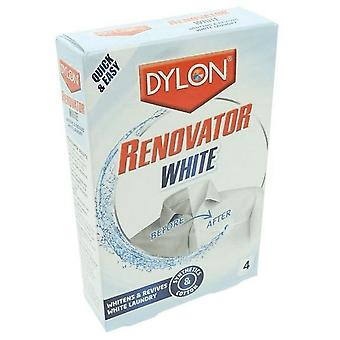 Dylon Renovator White Laundry Powder (4 Sachets)