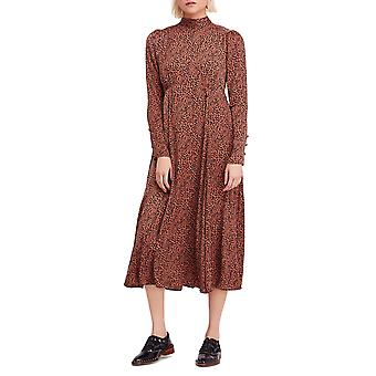 Free People | Loveless Printed Midi Dress