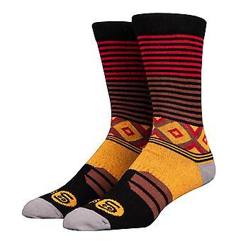 Stinky Socks Nomad Socks - Inca Gold