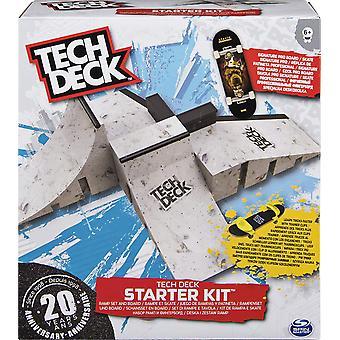 Tech Deck Starter Kit - Stile variieren