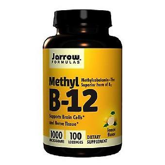 صيغ جارو الميثيل B-12، 1000 ميكروغرام، 100 لوينغ