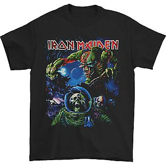Iron Maiden Final Frontier 2010 Tour T-shirt