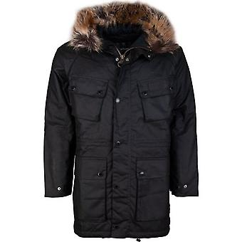 Barbour International International Race Waxed Parka