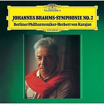 Brahms / Karajan, Herbert Von - Brahms: Symphonies 2 & 3 [SACD] USA import