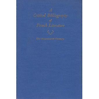 Bibliografia critica della letteratura francese: 002
