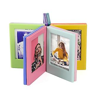 Magnetic Photo Frame Diy Assembly Picture Holder Decor For Instax Photo Holder,