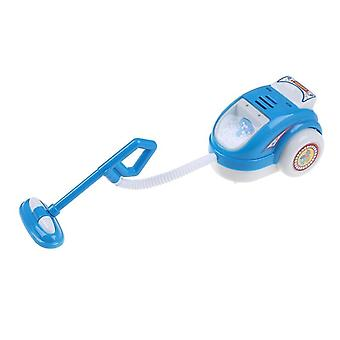 Plastic Simulation Vacuum Cleaner Toy