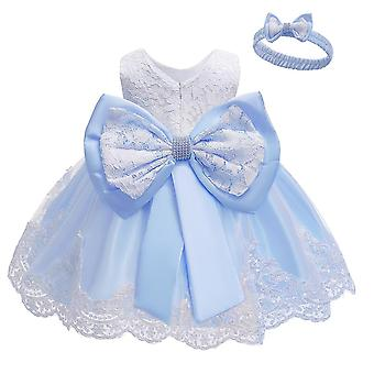 Wedding Party Princess Dressfor Baby