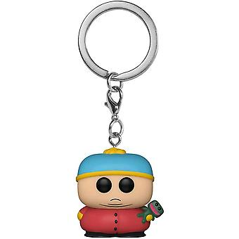 South Park Cartman with Clyde Frog Pocket Pop! Keychain