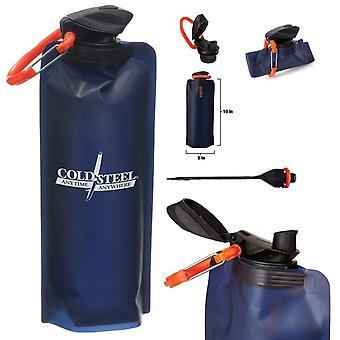 COLD STEEL - Hydration Bottle by Vapur