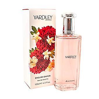 Yardley English Dahlia Eau de Toilette 125ml Spray