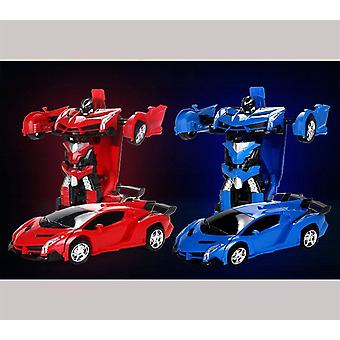 Rc Car Driving Sports Cars Drive Transformation Robots