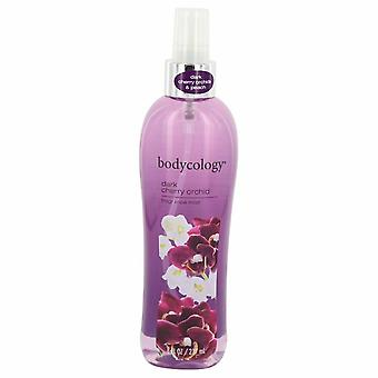 Bodycology Dark Cherry Orchid by Bodycology Fragrance Mist 8 oz / 240 ml (Women)