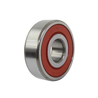 NTN Double Rubber Sealed Bearing - 6302DDU