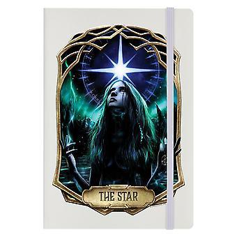 Mortal Tarot Obsidian El Cuaderno Estrella A5