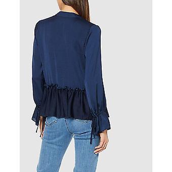 Vinden. Women's AN7203, Blue (Navy blazer), EU XL (US 12-14)