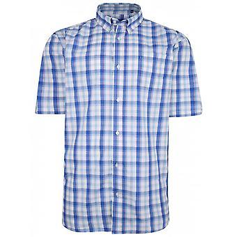 Carabou Multi Check Short Sleeve Shirt