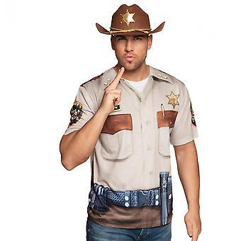 Sheriff The Men's Polyester Bt425061
