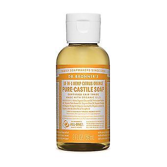 Citrus Liquid Soap 60 ml