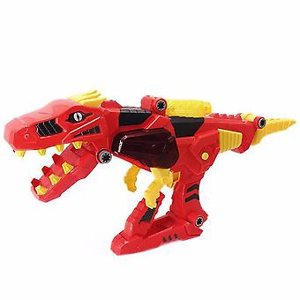 Automatic Transforming Dinosaur Water Spray Toy