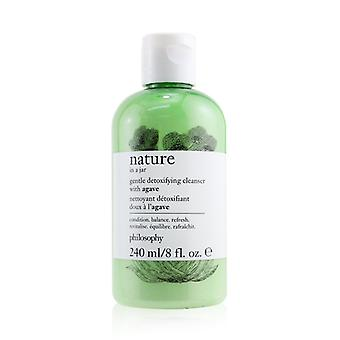 Philosophy Nature In A Jar Gentle Detoxifying Cleanser With Agave 240ml/8oz