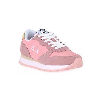 Sun68 04 ally solid nylon sneakers fashion