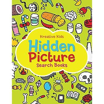 Hidden Picture Search Books by Kreative Kids - 9781683772576 Book