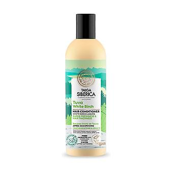 Super fresh natural hair conditioner and thick hair 270 ml