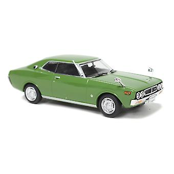 Nissan Laurel 2000 (1972) in Green (1:43 scale by Norev 420177)