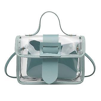 Square Shoulder Messenger Bag